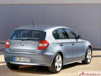 BMW 1 Series Hatchback (E87) - Photo 7