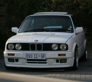 BMW 3 Series Coupe (E30 Evolution HP EVO II HP USA)