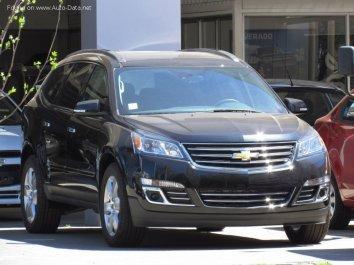 Chevrolet Traverse I (facelift 2012) - Photo 2