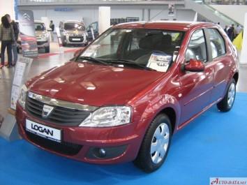 Dacia Logan I (facelift 2008)