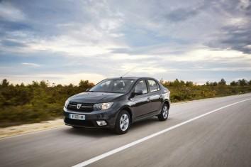 Dacia Logan II (facelift 2016)