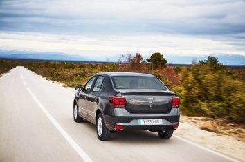 Dacia Logan II (facelift 2016) - Photo 2