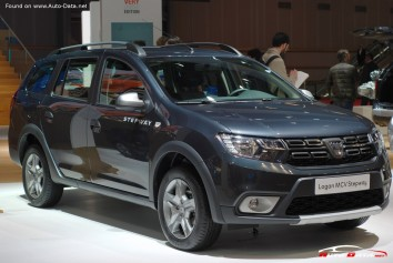 Dacia Logan II MCV (facelift 2017)