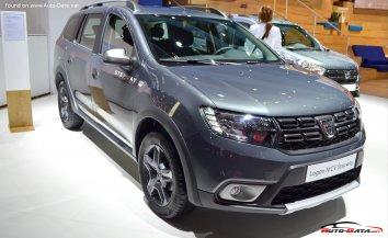 Dacia Logan II MCV (facelift 2017) - Photo 2