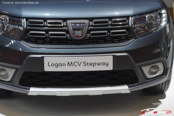 Dacia Logan II MCV (facelift 2017) - Photo 3