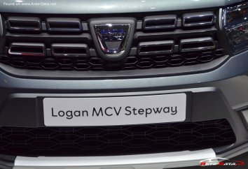 Dacia Logan II MCV (facelift 2017) - Photo 4