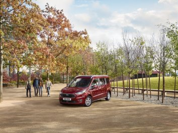 Ford Tourneo Connect II (facelift 2018) - Photo 2