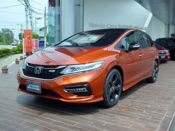 Honda Jade (facelift 2017)