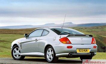 Hyundai Coupe III (GK) - Photo 3