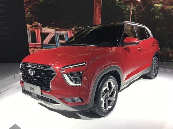 Hyundai ix25/Creta ix25