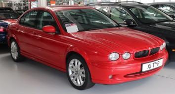 Jaguar X-type (X400)