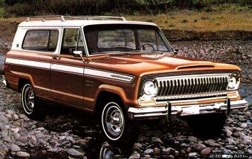 Jeep Cherokee I (SJ) - Photo 2