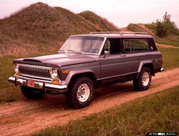 Jeep Cherokee I (SJ) - Photo 4
