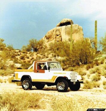 Jeep Cherokee I (SJ) - Photo 7