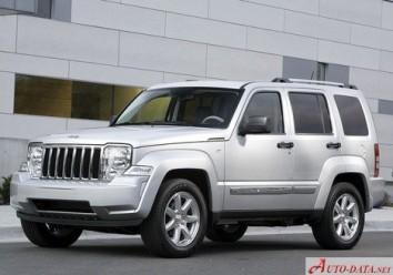 Jeep Cherokee IV (KK)