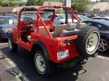 Jeep CJ  - Photo 3