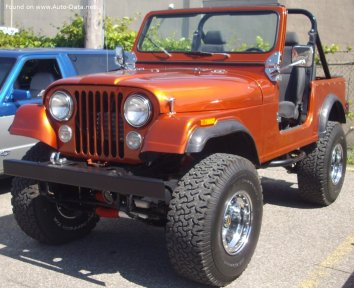 Jeep CJ  - Photo 5