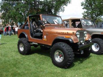 Jeep CJ  - Photo 6