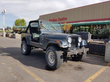 Jeep CJ  - Photo 7