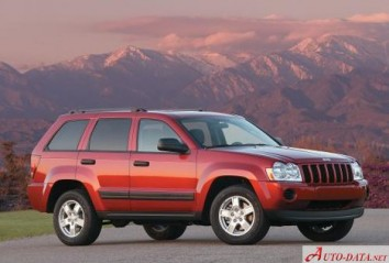 Jeep Grand Cherokee III (WK)