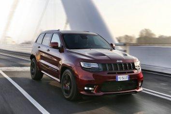 Jeep Grand Cherokee IV (WK2 facelift 2017) - Photo 4