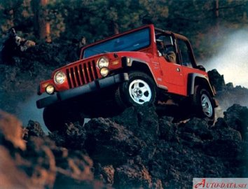 Jeep Wrangler II (TJ) - Photo 4