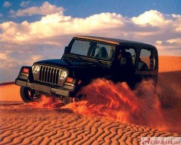 Jeep Wrangler II (TJ) - Photo 5