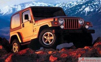 Jeep Wrangler II (TJ) - Photo 6