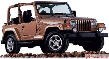 Jeep Wrangler II (TJ) - Photo 7