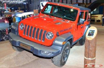 Jeep Wrangler IV Unlimited (JL)