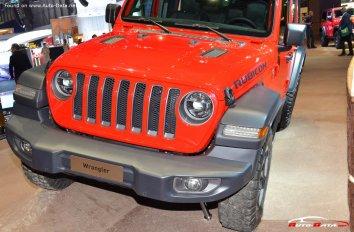 Jeep Wrangler IV Unlimited (JL) - Photo 3