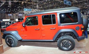 Jeep Wrangler IV Unlimited (JL) - Photo 5