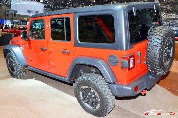 Jeep Wrangler IV Unlimited (JL) - Photo 6