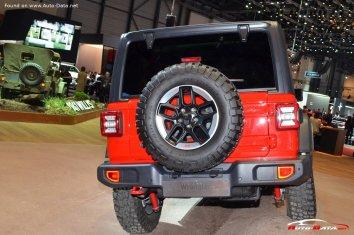 Jeep Wrangler IV Unlimited (JL) - Photo 7