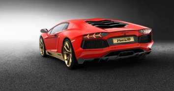 Lamborghini Aventador Miura Homage  - Photo 2