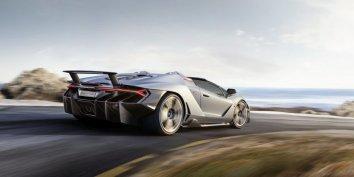 Lamborghini Centenario LP 770-4  - Photo 2