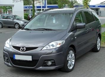 Mazda 5 I (facelift 2008)