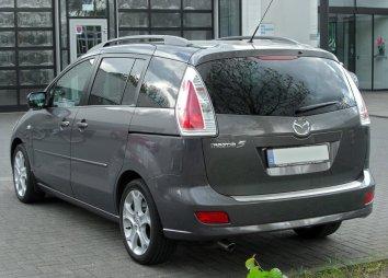 Mazda 5 I (facelift 2008) - Photo 2