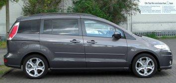 Mazda 5 I (facelift 2008) - Photo 3