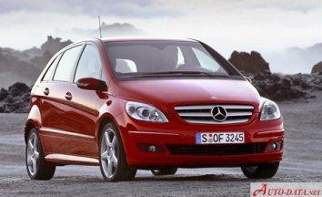 Mercedes-Benz B-class (W245) - Photo 3