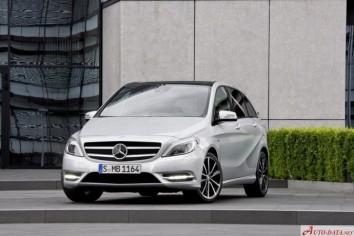 Mercedes-Benz B-class (W246)