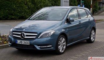 Mercedes-Benz B-class (W246) - Photo 6