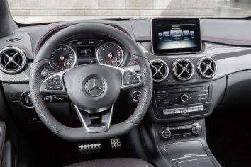 Mercedes-Benz B-class (W246 facelift 2014) - Photo 4