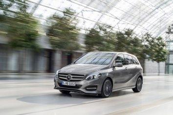 Mercedes-Benz B-class (W246 facelift 2014) - Photo 5