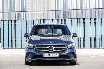 Mercedes-Benz B-class (W247)