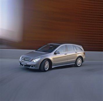 Mercedes-Benz R-class Long (V251)