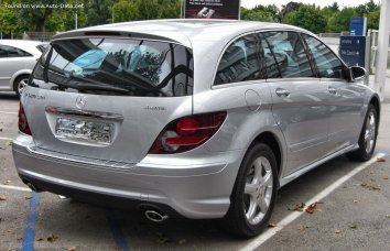 Mercedes-Benz R-class Long (V251) - Photo 4