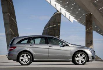 Mercedes-Benz R-class Long (V251 facelift 2010) - Photo 2