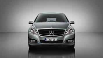 Mercedes-Benz R-class (W251 facelift 2010)