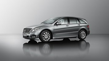 Mercedes-Benz R-class (W251 facelift 2010) - Photo 2